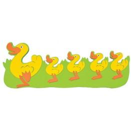 Ördek Ailesi Askılık