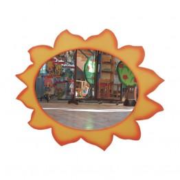 Güneş Figürlü Boy Aynası