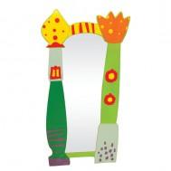 Kale Figürlü Boy Aynası