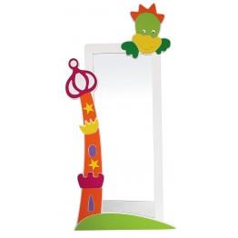 Kule Figürlü Boy Aynası