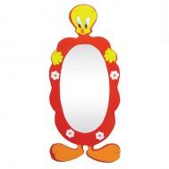 Tweety Figürlü Boy Aynası