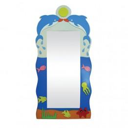 Yunus Figürlü Boy Aynası