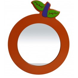 Portakal Figürlü Lavabo Aynası
