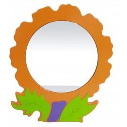 Yaprak Figürlü Lavabo Aynası