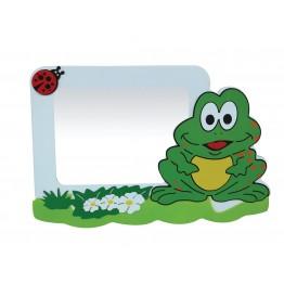 Kurbağa Figürlü Lavabo Aynası