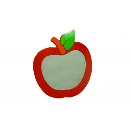 Elma Figürlü Lavabo Aynası