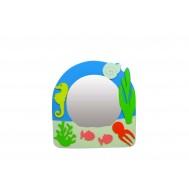 Denizaltı Figürlü Lavabo Aynası