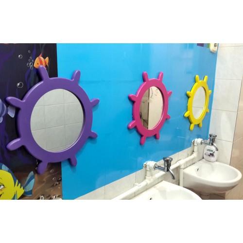 Dümen Figürlü Lavabo Aynası modelleri, Dümen Figürlü Lavabo Aynası fiyatı, anaokulu Aynalar fiyatları, anasınıfı Aynalar modelleri görselleri ve resimleri, anaokulu kreş malzemeleri