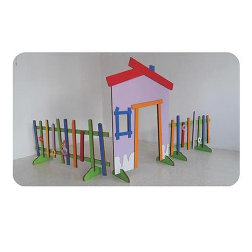 Virane Evcilik Köşesi modelleri, Virane Evcilik Köşesi fiyatı, anaokulu Çitler fiyatları, anasınıfı Çitler modelleri görselleri ve resimleri, anaokulu kreş malzemeleri