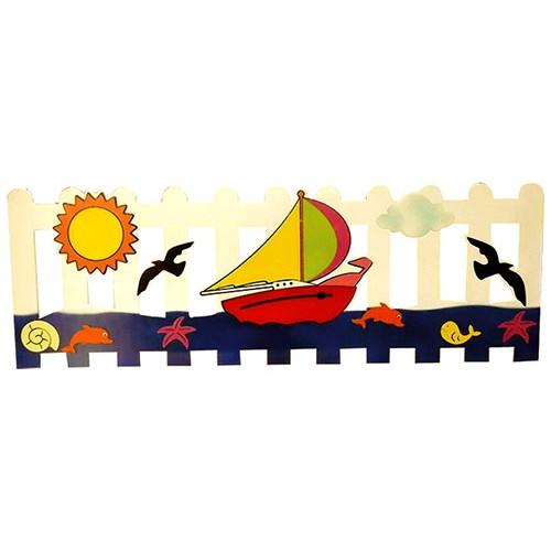 Yelken Figürlü Çit modelleri, Yelken Figürlü Çit fiyatı, anaokulu Çitler fiyatları, anasınıfı Çitler modelleri görselleri ve resimleri, anaokulu kreş malzemeleri
