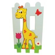 Zürafa Figürlü Çit