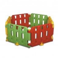 6'lı Renkli Oyun Çiti