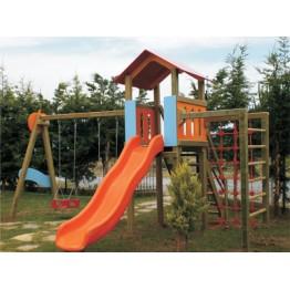 Yartaş Ahşap Çocuk Oyun Parkı