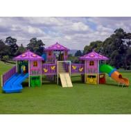 Ören Ahşap Çocuk Oyun Parkı
