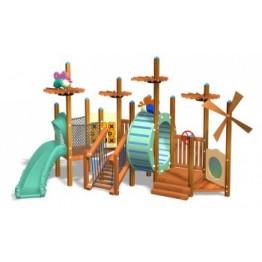 Eğlenceli Çocuk Oyun Parkı