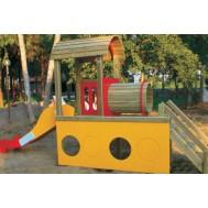 Tren Çocuk Oyun Parkı