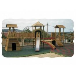 Apaçi Çocuk Oyun Parkı