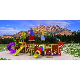 Gemi Çocuk Oyun Parkı