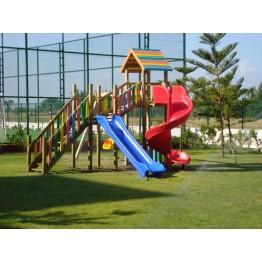 Neşeli Çocuk Oyun Parkı