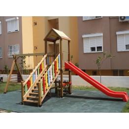 Küçük Çocuk Oyun Park