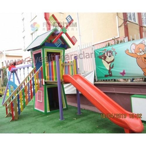 Yel Değirmenli Çocuk Parkı modelleri, Yel Değirmenli Çocuk Parkı fiyatı, anaokulu Çocuk Oyun Parkı fiyatları, anasınıfı Çocuk Oyun Parkı modelleri görselleri ve resimleri, anaokulu kreş malzemeleri