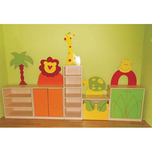 Orman Figürlü Dolap modelleri, Orman Figürlü Dolap fiyatı, anaokulu Dolaplar fiyatları, anasınıfı Dolaplar modelleri görselleri ve resimleri, anaokulu kreş malzemeleri
