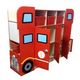 Otobüs Dolap