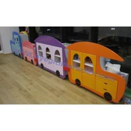 Tren Modelli Dolap
