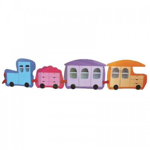 Tren Modelli Dolap modelleri, Tren Modelli Dolap fiyatı, anaokulu Dolaplar fiyatları, anasınıfı Dolaplar modelleri görselleri ve resimleri, anaokulu kreş malzemeleri