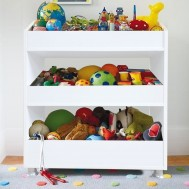 Oyuncak Dolabı | Montessori Oyuncak Dolabı