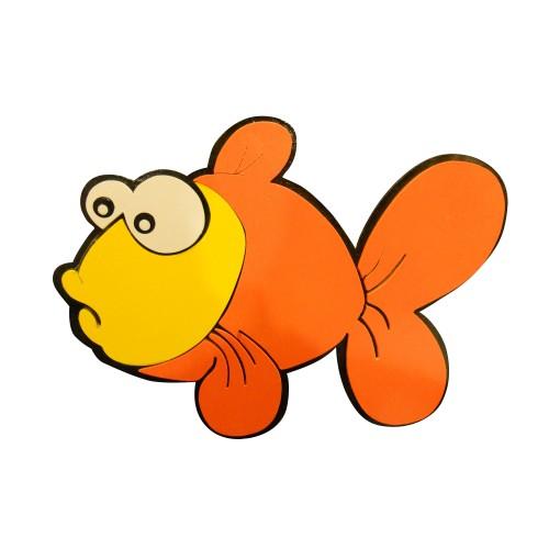 Turuncu Balık Figürlü Duvar Süsü modelleri, Turuncu Balık Figürlü Duvar Süsü fiyatı, anaokulu Duvar Süslemeleri fiyatları, anasınıfı Duvar Süslemeleri modelleri görselleri ve resimleri, anaokulu kreş malzemeleri