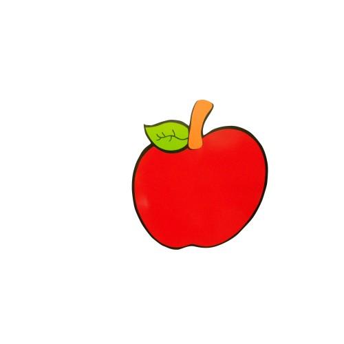 Kırmızı Elma Figürlü Duvar Süsü modelleri, Kırmızı Elma Figürlü Duvar Süsü fiyatı, anaokulu Duvar Süslemeleri fiyatları, anasınıfı Duvar Süslemeleri modelleri görselleri ve resimleri, anaokulu kreş malzemeleri