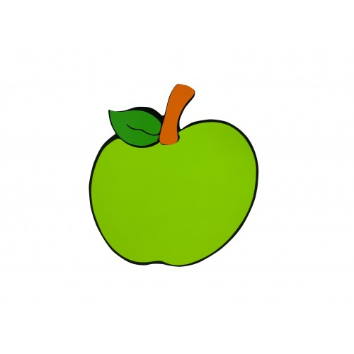 Yeşil Elma Figürlü Duvar Süsü modelleri, Yeşil Elma Figürlü Duvar Süsü fiyatı, anaokulu Duvar Süslemeleri fiyatları, anasınıfı Duvar Süslemeleri modelleri görselleri ve resimleri, anaokulu kreş malzemeleri