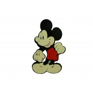 Miki Mouse Figürlü Duvar Süsü