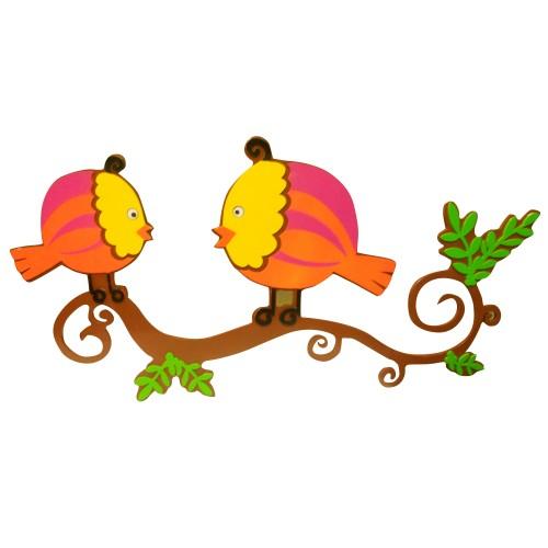 Çifte Kumrular Figürlü Duvar Süsü modelleri, Çifte Kumrular Figürlü Duvar Süsü fiyatı, anaokulu Duvar Süslemeleri fiyatları, anasınıfı Duvar Süslemeleri modelleri görselleri ve resimleri, anaokulu kreş malzemeleri