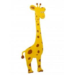 Zürafa Figürlü Duvar Süsü