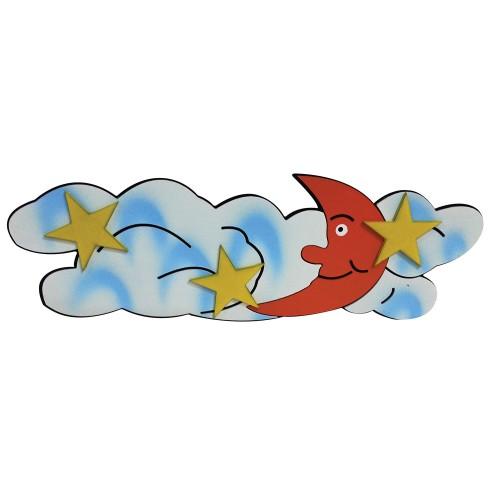 Ay Yıldız Figürlü Duvar Süsü modelleri, Ay Yıldız Figürlü Duvar Süsü fiyatı, anaokulu Duvar Süslemeleri fiyatları, anasınıfı Duvar Süslemeleri modelleri görselleri ve resimleri, anaokulu kreş malzemeleri