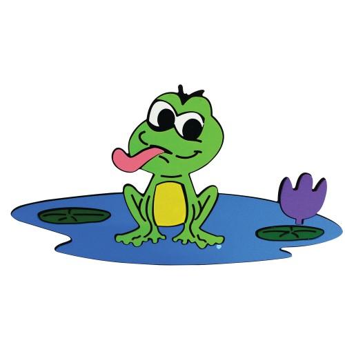Dil Çıkaran Kurbağa Figürlü Duvar Süsü modelleri, Dil Çıkaran Kurbağa Figürlü Duvar Süsü fiyatı, anaokulu Duvar Süslemeleri fiyatları, anasınıfı Duvar Süslemeleri modelleri görselleri ve resimleri, anaokulu kreş malzemeleri