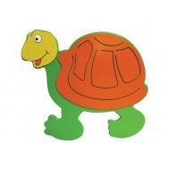 Kaplumbağa Figürlü Bank Yanı