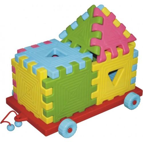 Arabalı Puzzle modelleri, Arabalı Puzzle fiyatı, anaokulu Puzzle & Yapboz fiyatları, anasınıfı Puzzle & Yapboz modelleri görselleri ve resimleri, anaokulu kreş malzemeleri