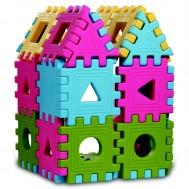 24 Parça Küçük Puzzle