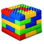 48 Parça Renkli Lego Takımı