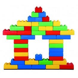 36 Parça Renkli Lego Takımı