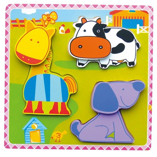 3D Mutlu Çiftlik Puzzle modelleri, 3D Mutlu Çiftlik Puzzle fiyatı, anaokulu Puzzle & Yapboz fiyatları, anasınıfı Puzzle & Yapboz modelleri görselleri ve resimleri, anaokulu kreş malzemeleri