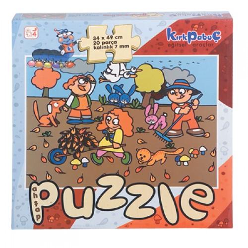 Ahşap Mevsimler Puzzle (Sonbahar) modelleri, Ahşap Mevsimler Puzzle (Sonbahar) fiyatı, anaokulu Ahşap Oyuncaklar fiyatları, anasınıfı Ahşap Oyuncaklar modelleri görselleri ve resimleri, anaokulu kreş malzemeleri