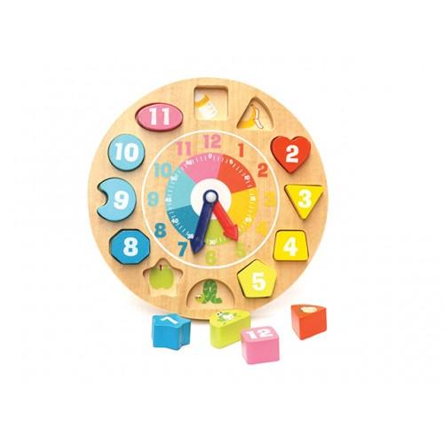 Ahşap Saatim ve Bir Günüm modelleri, Ahşap Saatim ve Bir Günüm fiyatı, anaokulu Puzzle & Yapboz fiyatları, anasınıfı Puzzle & Yapboz modelleri görselleri ve resimleri, anaokulu kreş malzemeleri
