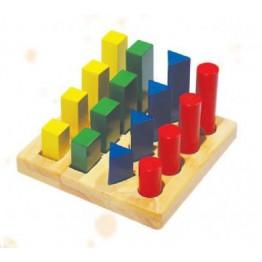Sıralı Geometrik Şekiller