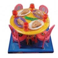 Masa Modelli Mutfak Köşesi