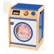 Ahşap Çamaşır Makinası
