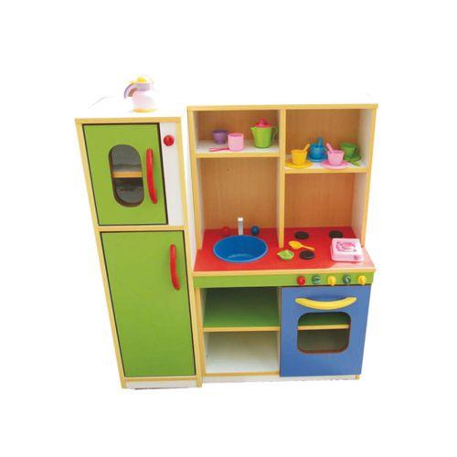 Oyuncak Mutfak, ahşap oyuncak mutfak, anaokulu mutfak köşesi, çocuk mutfak